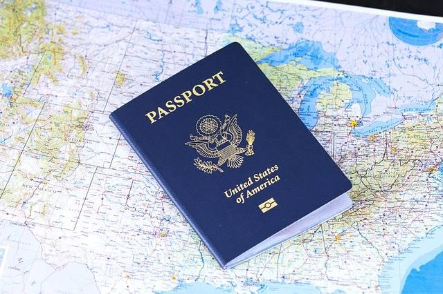Passport Flag Travel · Free photo on Pixabay (115397)