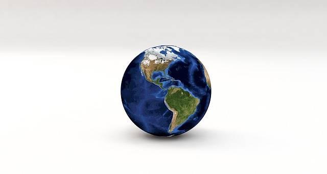 Globe World Earth · Free image on Pixabay (115398)