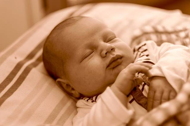 Baby Sepia Sleep Small · Free photo on Pixabay (117627)