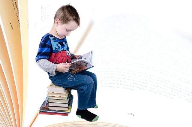 Child Book Boy · Free photo on Pixabay (117755)