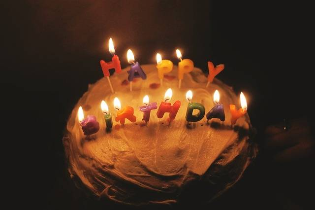 Birthday Cake · Free photo on Pixabay (121083)