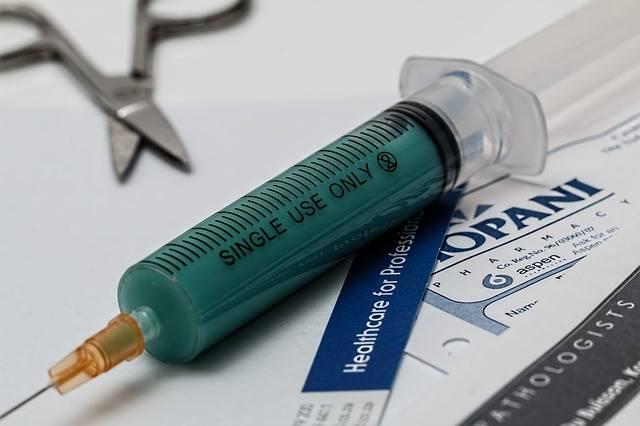Syringe Injection Drug · Free photo on Pixabay (122391)