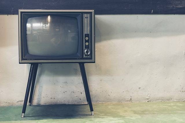 Tv Television Retro · Free photo on Pixabay (122614)