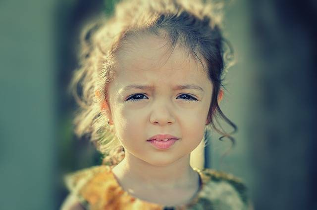 Girl Worried Portrait · Free photo on Pixabay (123140)