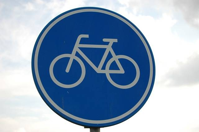 Road Sign Bike Path Bicycle · Free photo on Pixabay (123224)