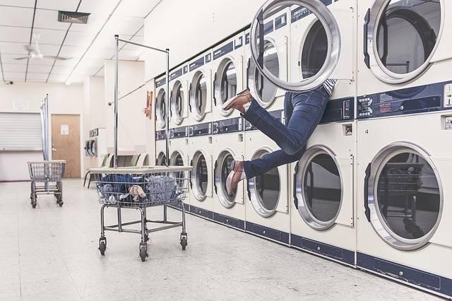 Laundry Washing Machines Housewife · Free photo on Pixabay (123538)