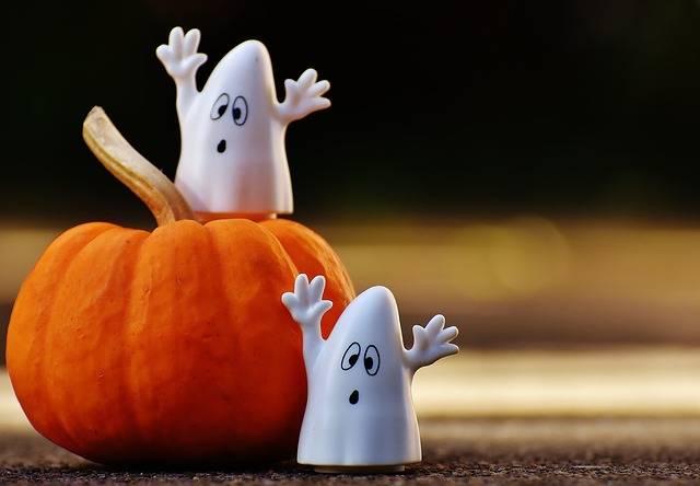 Halloween Ghosts Pumpkin Happy · Free photo on Pixabay (124142)