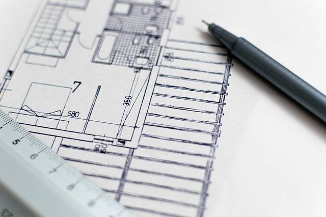 Architecture Blueprint Floor Plan · Free photo on Pixabay (124770)