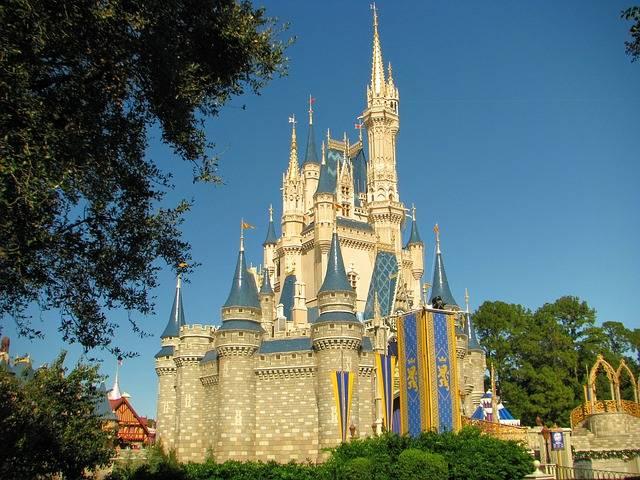Disney World Castle · Free photo on Pixabay (124971)