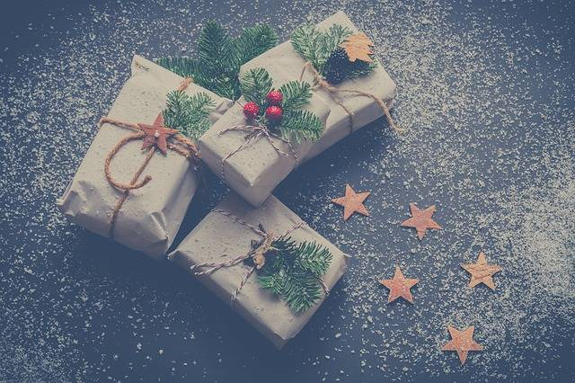 Christmas Presents Gifts · Free photo on Pixabay (125198)