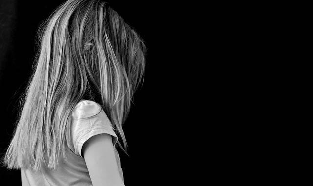 Girl Sad Desperate · Free photo on Pixabay (125907)