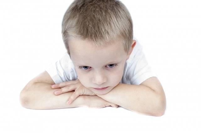 Sad Child Boy · Free photo on Pixabay (126044)