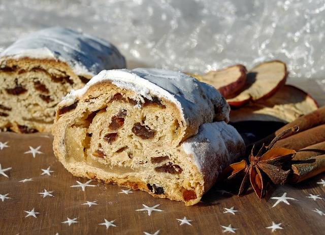 Christmas Stollen Sweets · Free photo on Pixabay (126436)