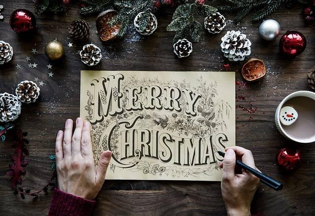 Merry Christmas Xmas · Free photo on Pixabay (126967)