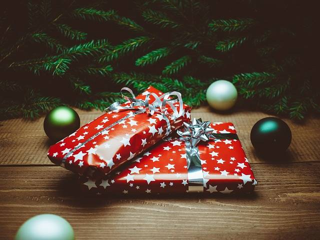 Present Christmas · Free photo on Pixabay (127911)