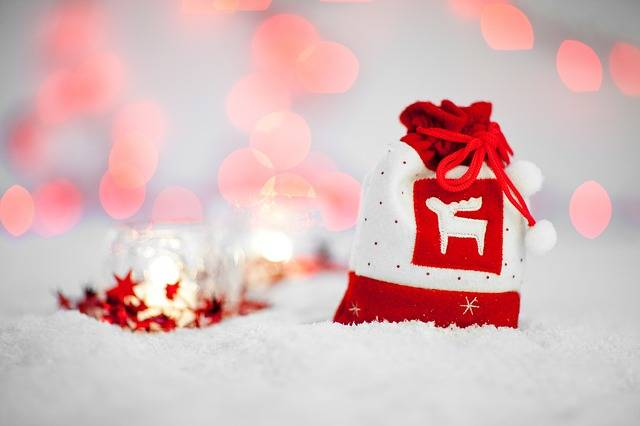 Bag Celebration Christmas · Free photo on Pixabay (129034)
