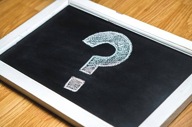 Question Mark Hand Drawn Solution · Free photo on Pixabay (129592)