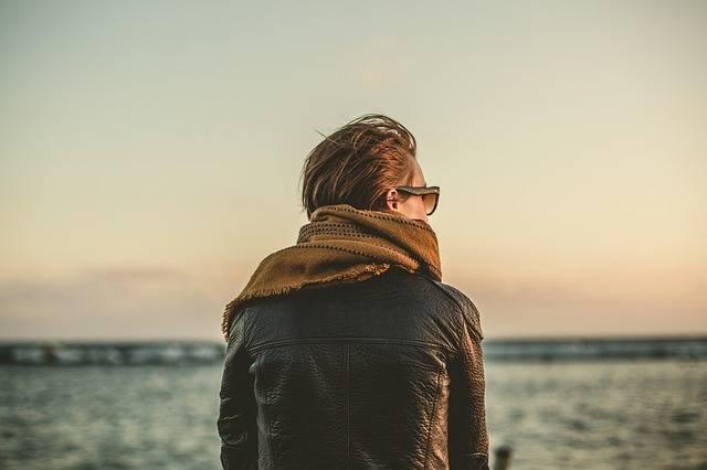 Leather Jacket Scarf Sunglasses · Free photo on Pixabay (131994)