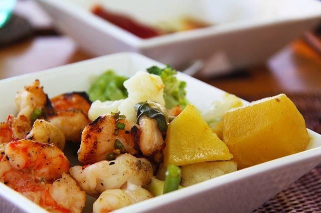 Prawn Potato Vegetables · Free photo on Pixabay (132327)