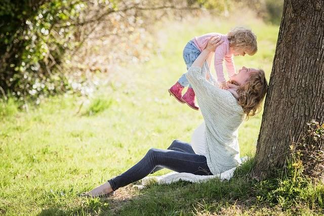 Park Mother Girl · Free photo on Pixabay (132760)