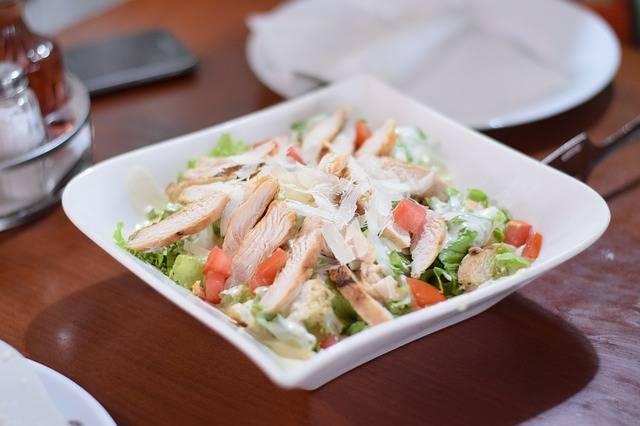 Salad Fresh Food · Free photo on Pixabay (136512)
