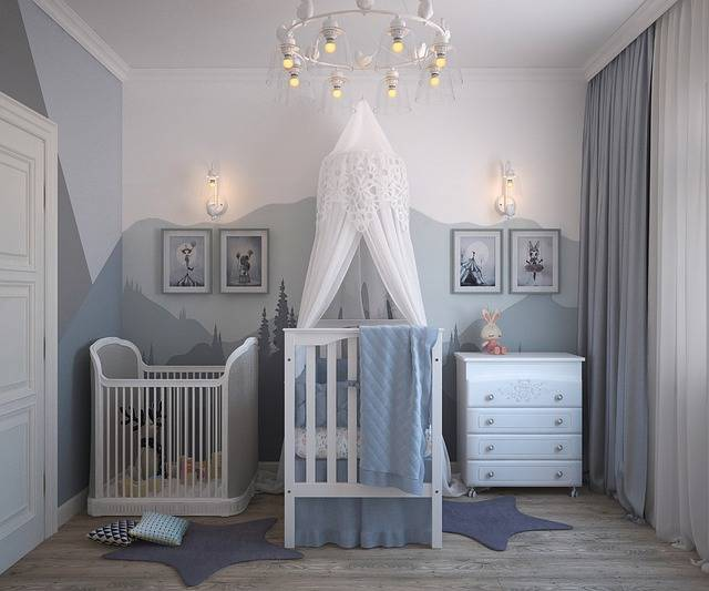Children Room Newborn The Cradle · Free photo on Pixabay (136566)