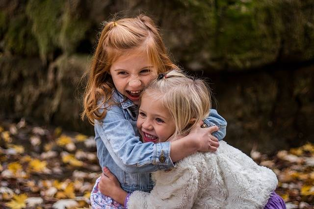 Children Sisters Cute · Free photo on Pixabay (137118)