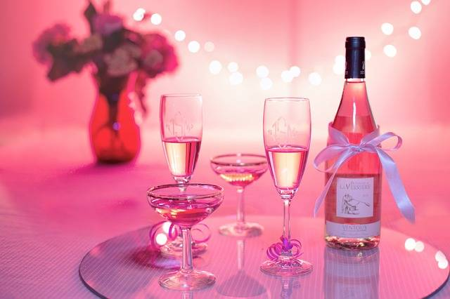 Pink Wine Champagne Celebration · Free photo on Pixabay (138189)