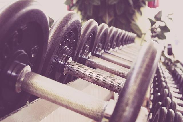 Fitness Dumbbells Training · Free photo on Pixabay (139185)