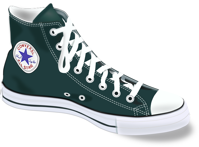 Chucks Converse Shoes · Free vector graphic on Pixabay (139672)
