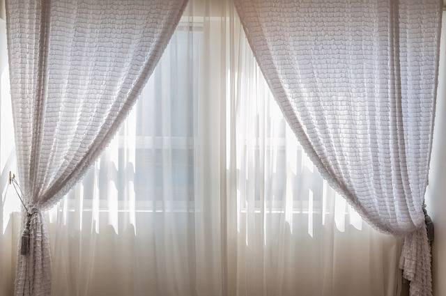 Indoor Curtain Window · Free photo on Pixabay (141789)
