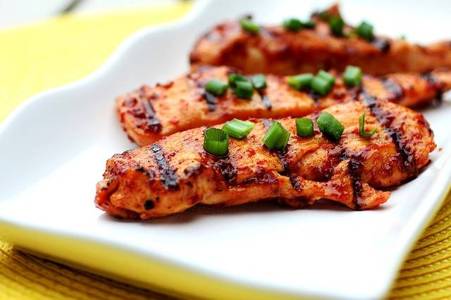 Food Grilled Chicken - Free photo on Pixabay (142187)