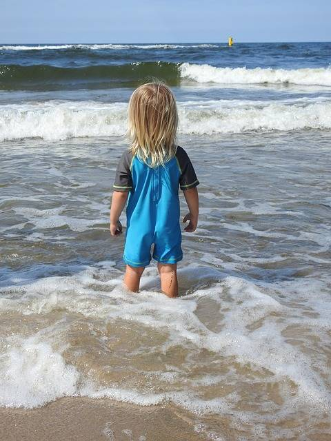 Child Beach Sea - Free photo on Pixabay (143705)