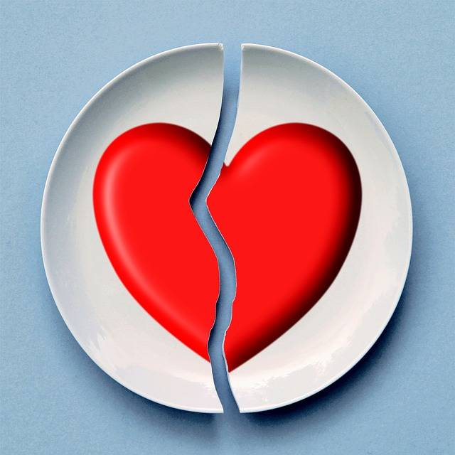 Broken Heart Love - Free image on Pixabay (144014)