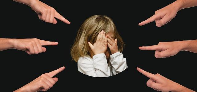 Bullying Child Finger - Free photo on Pixabay (144124)