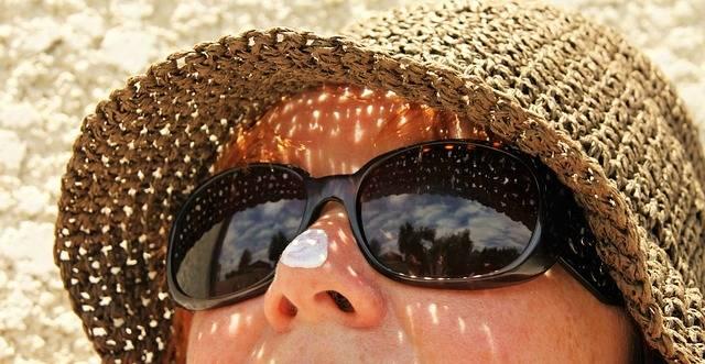 Sunblock Sunglasses Skincare - Free photo on Pixabay (145459)