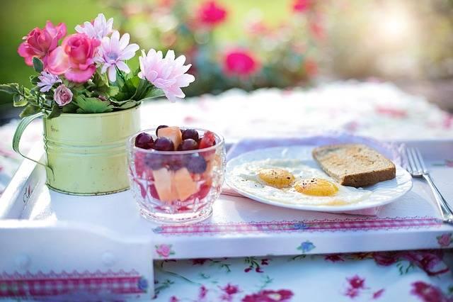 Breakfast Fried Eggs Meal - Free photo on Pixabay (147110)