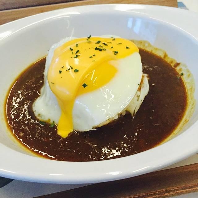 Curry Rice Fried Egg - Free photo on Pixabay (147846)
