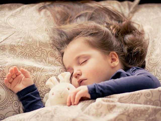Baby Girl Sleep - Free photo on Pixabay (147914)