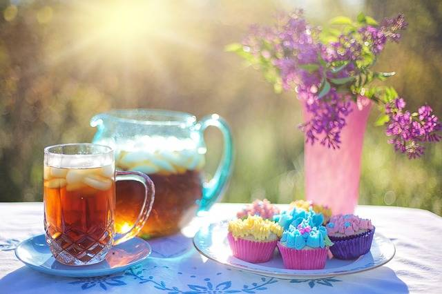 Iced Tea Summer Cupcakes - Free photo on Pixabay (149907)