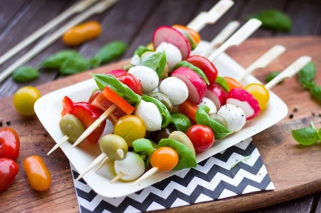 Spit Antipasti Tomatoes - Free photo on Pixabay (150345)