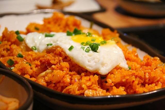 Kimchi Fried Rice - Free photo on Pixabay (150351)