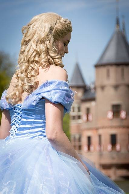 Fairy Tale Model Cinderella - Free photo on Pixabay (150540)