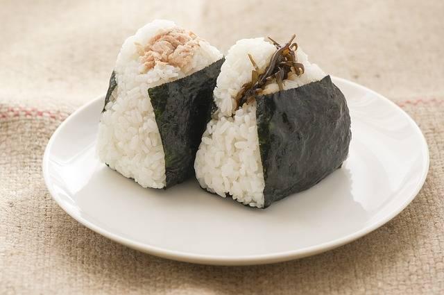 Rice Ball Food Diet - Free photo on Pixabay (150944)