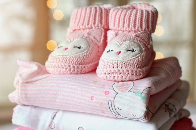 Booties Baby Girl - Free photo on Pixabay (151498)
