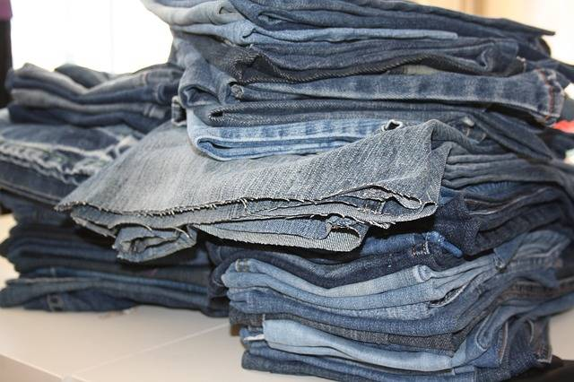 Old Jeans Pile Of Recycling - Free photo on Pixabay (151500)