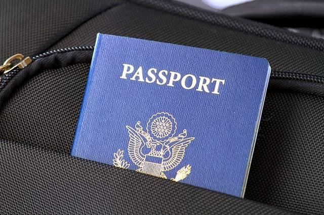 Passport Flag Travel - Free photo on Pixabay (152084)