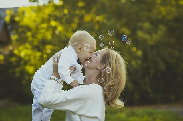 Happiness Kids Mom - Free photo on Pixabay (152459)