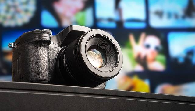 Photography Dslr Camera - Free photo on Pixabay (153539)