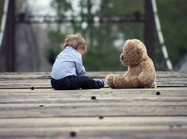 Baby Teddy Bear Play - Free photo on Pixabay (153558)